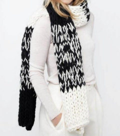 WOOL AND THE GANG 【BLOC PARTY SCARF】