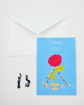 【GREETING CARD+WAPPEN】カラー