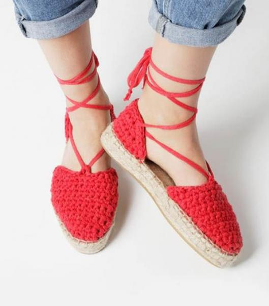 WOOL AND THE GANG 【IPANEMA ESPADRILLES】