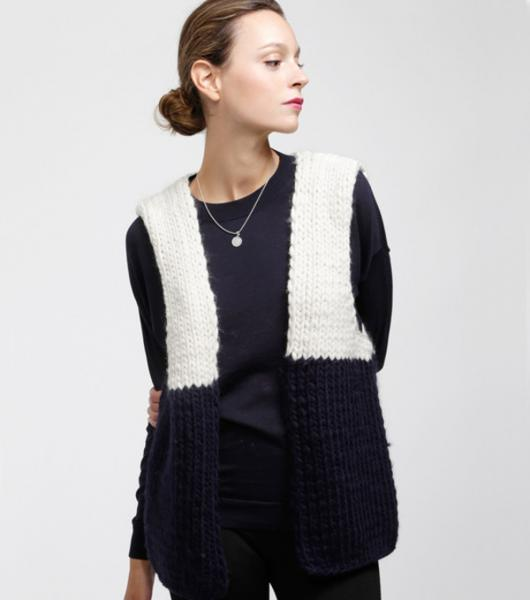 WOOL AND THE GANG 【ICE BREAKER CARDIGAN】