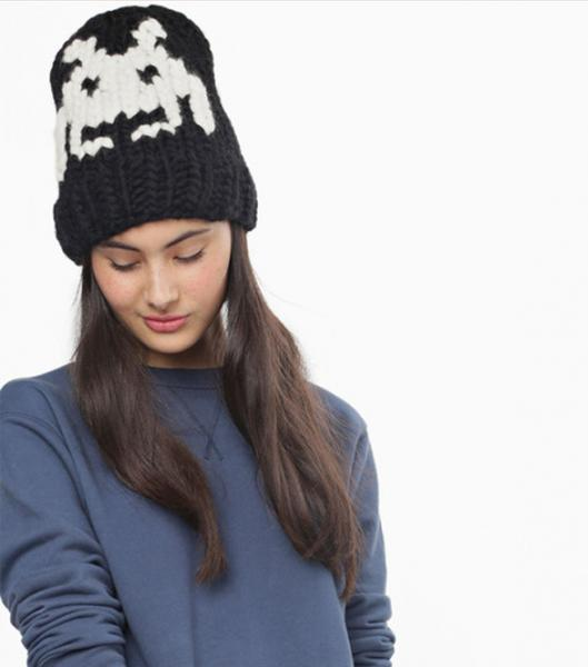 WOOL AND THE GANG  【8-BIT BEANIE】