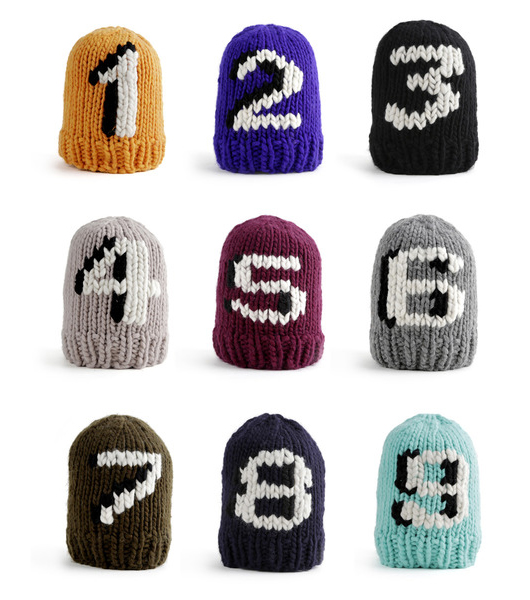 WOOL AND THE GANG 【COUNT ON ME BEANIE】