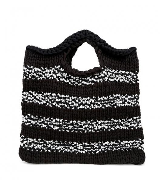 WOOL AND THE GANG 【ZIGAZIG STRIPEY SHOPPER】