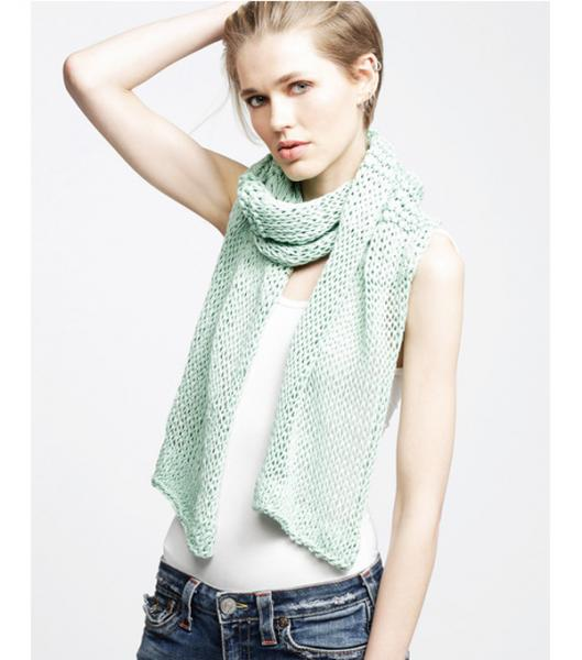 WOOL AND THE GANG 【LACEY SISSI SCARF】