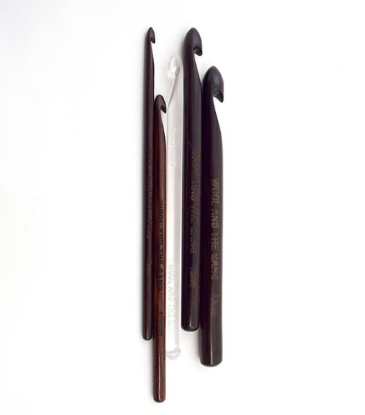 WOOL AND THE GANG 【ROSEWOOD CROCHET HOOK】