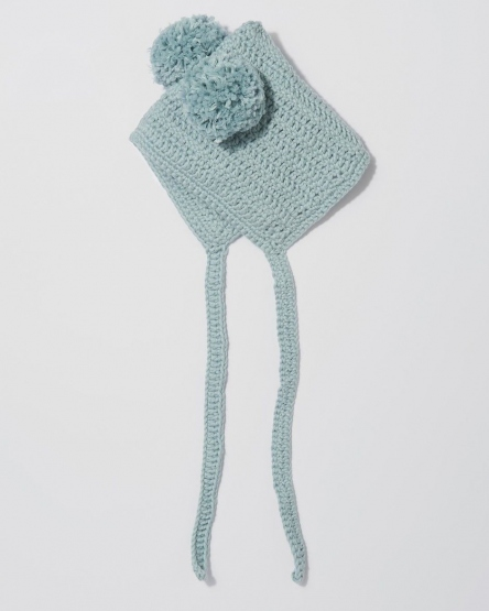 PONGO POM POM HAT / PATTERN SET