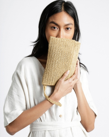 MONEY HONEY CLUTCH BAG