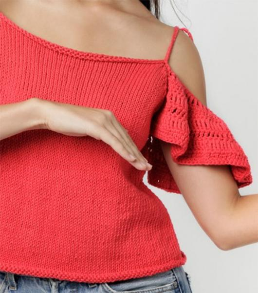 WOOL AND THE GANG 【JOY RIDE TOP】