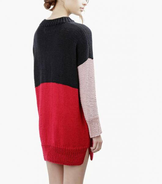 WOOL AND THE GANG 【ROCK WITH YOU SWEATER DRESS】