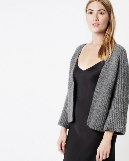 ETTA CARDIGAN / PATTERN BOOK