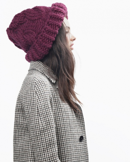 MOONNHEAD BEANIE / PATTERN BOOK