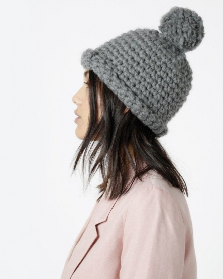 BURN IT UP BEANIE / PATTERN BOOK