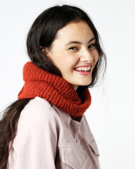 MY BABE SNOOD / PATTERN BOOK