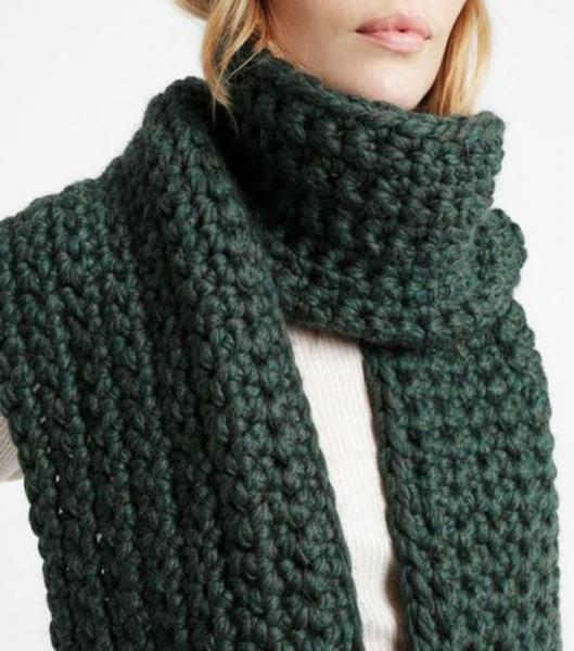 WOOL AND THE GANG【SWEET INTUITION SCARF】