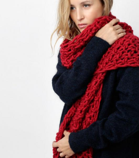 WOOL AND THE GANG 【RUSHMORE SCARF】