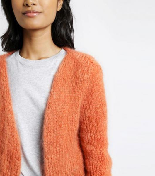 WOOL AND THE GANG【NEEDED ME CARDIGAN】