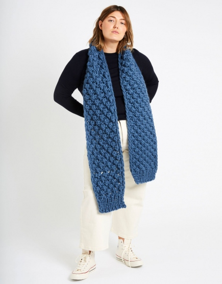 WINTER OUTSIDE SCARF / PATTERN SET