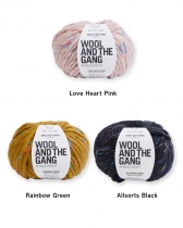 CRAZY SEXY WOOL -funfetti collection-