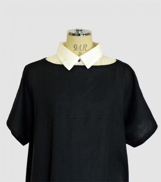 010.DETACHABLE COLLAR