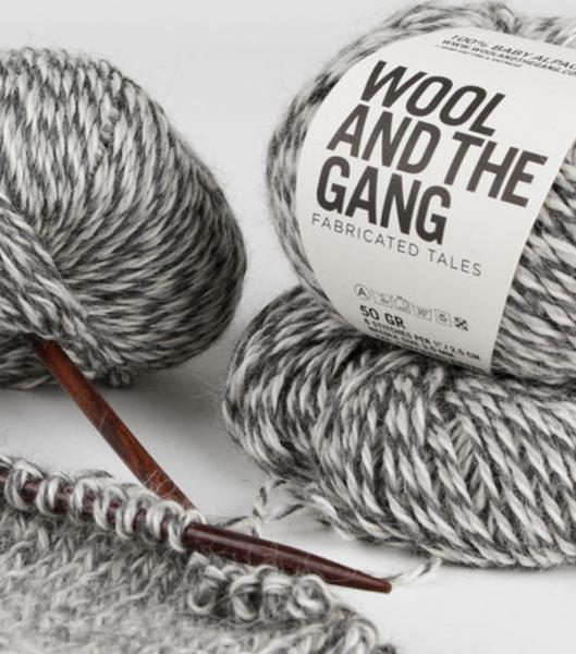 WOOL AND THE GANG 【SUGAR BABY ALPACA】