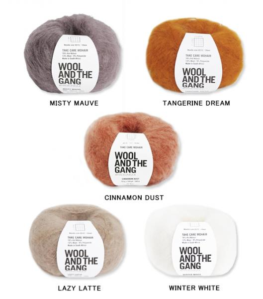 WOOL AND THE GANG【TAKE CARE MOHAIR】
