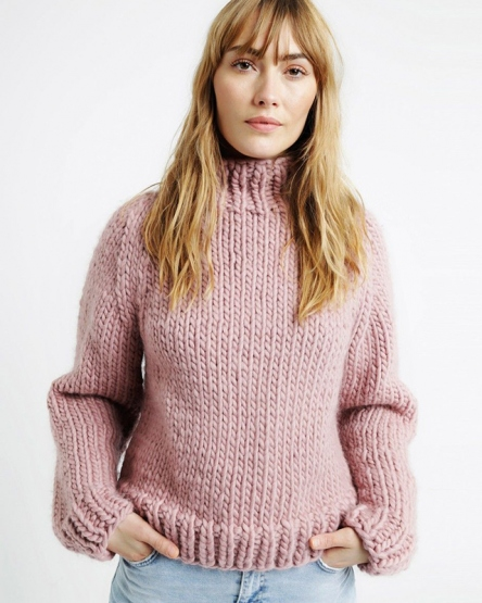 EDEN JUMPER / PATTERN SET