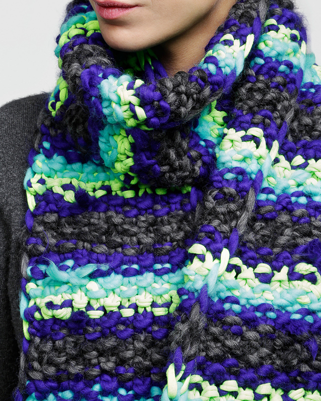 ELECTRIC SCARF