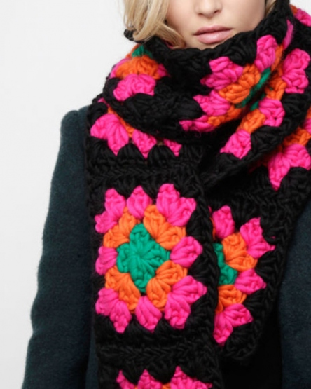 PRACTICALLY PERFECT SCARF