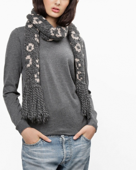 INTO THE WILD SCARF